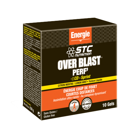 OVER BLAST® PERF' - CD SPRINT
