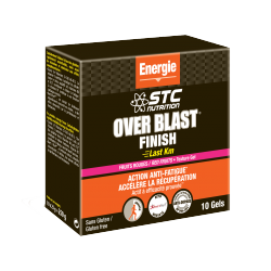 OVER BLAST® FINISH – LAST KM